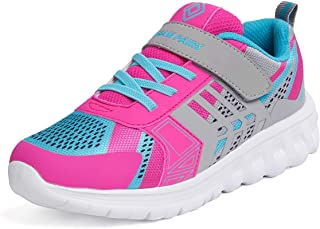 DREAM PAIRS Boys Girls Athletic Running Shoes Sneakers