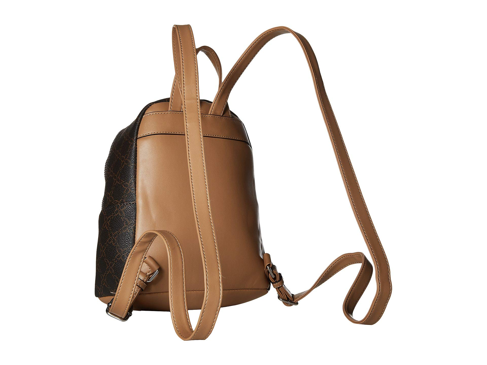 Backpack Floret West Floret Brown Nine Nine Nine West Brown Backpack AntqvgBwg