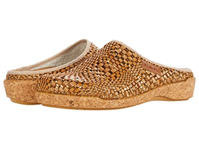 Taos Footwear Primavera (Tan/Bronze) Women