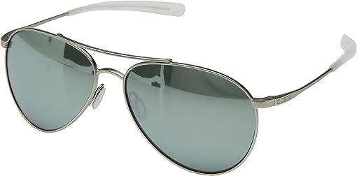 Velvet Silver Frame/Gray/Silver Mirror 580G