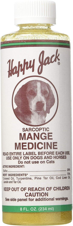 Regular discount Sarcoptic Mange Medicine - shop 8 Fl Oz of By Happy pack Jack 1