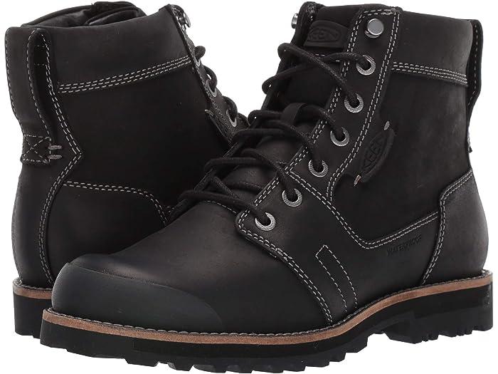 KEEN Mens The Rocker Ii Fashion Boot