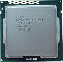 Refurbished Intel SR05R Pentium Dual Core G620 LGA 1155/Socket H2 2.6GHz Desktop CPU