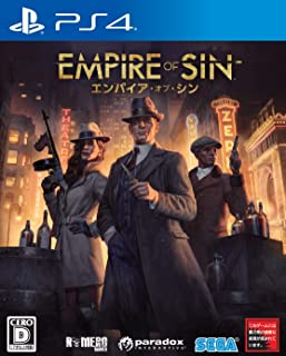 Empire of Sin エンパイア・オブ・シン - PS4