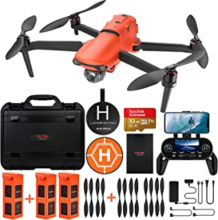 Autel Robotics EVO 2 Drone 8K HDR Video Rugged Bundle with $498 Value Accessories Kit (2021...