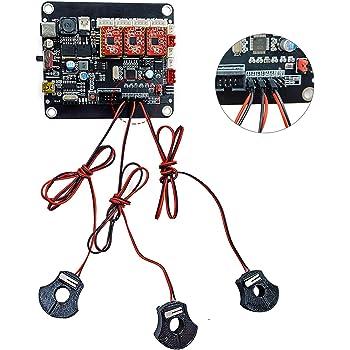 WMYCONGCONG 10 PCS Endstop Mechanical Limit Switch with Cable for 3D Printer RAMPS Prusa Mendel RepRap CNC Arduino Mega 2560 WGCD