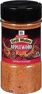 McCormick Grill Mates Applewood Rub - 9.25 oz. (Pack of 3)