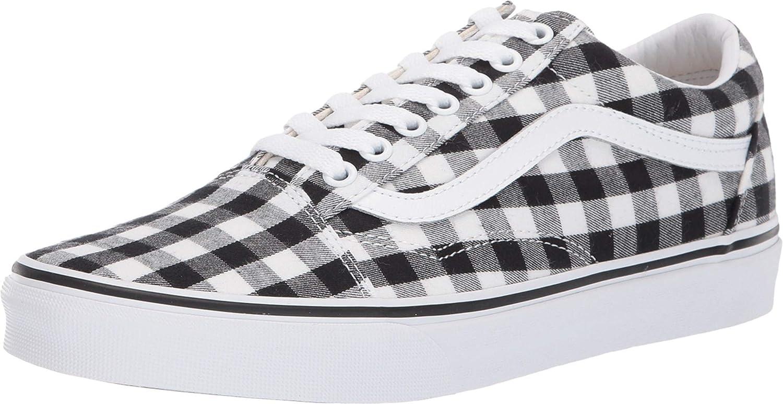 Paire de chaussures pour enfants Vans Old Skool. - - noir/blanc ...
