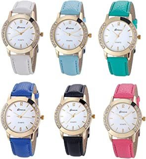 Best geneva ladies watch price Reviews