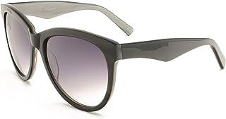 Atlantis Women's Oversized Beach Sunglasses with Round Gradient Lenses