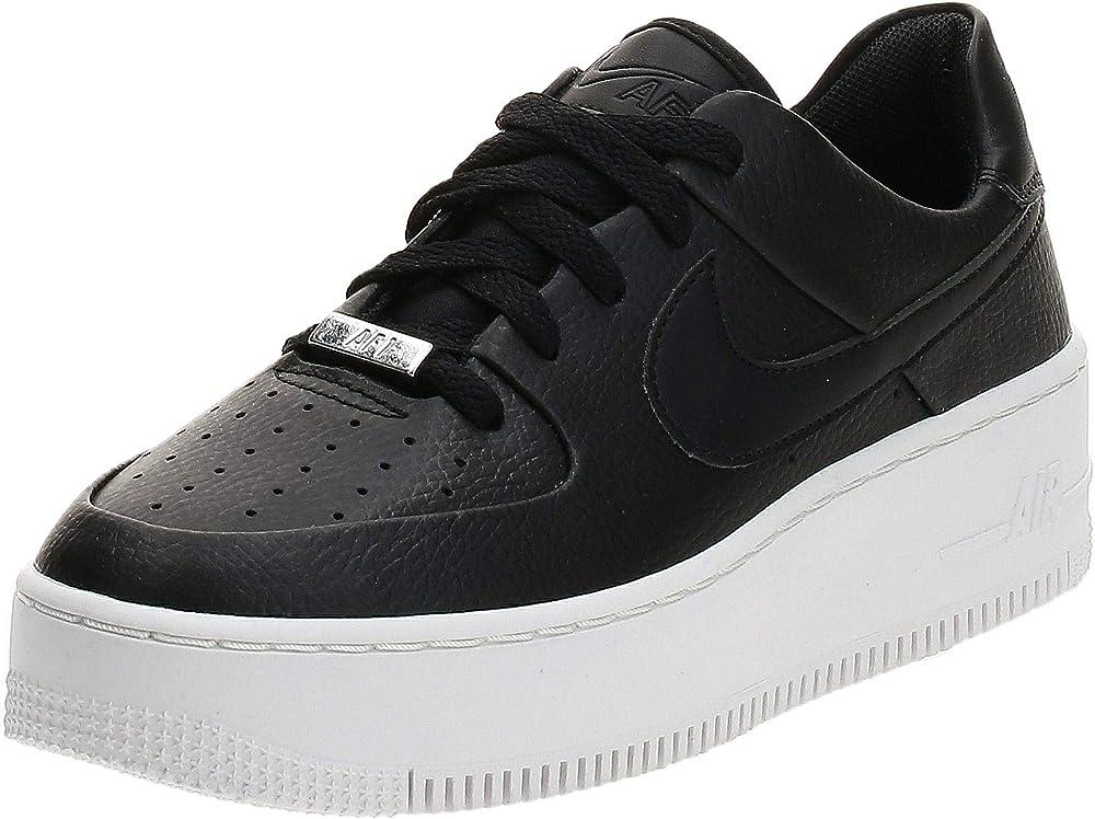 Nike w af1 sage low, scarpe da fitness donna AR5339