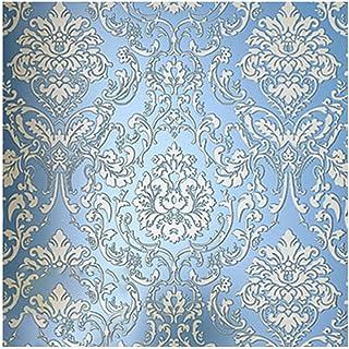 Amazon.com: Blue - Wallpaper / Wallpaper & Wallpapering Supplies ...