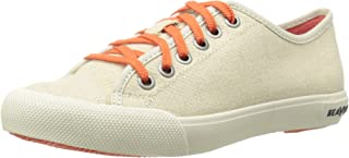 SeaVees Womens 08/61 Army Issue Low Hemp 08/61 Army Issue Low Hemp Off-White Size: