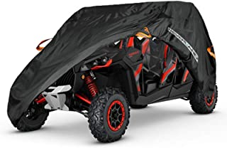 NEVERLAND UTV Cover,Waterproof Oxford Material for Polaris RZR XP 4 General 4 Ranger crew Can-Am Defender max 4-6 Passenger