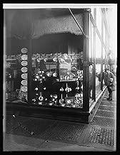 Photography Poster - Barber & Ross window, [Washington, D.C.], Gloss finish, 24