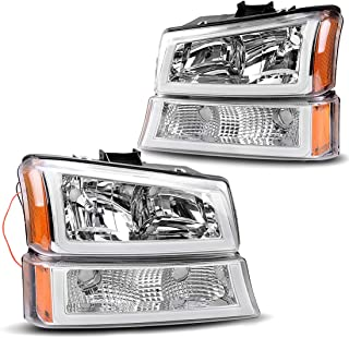 Best 2004 chevy silverado headlight adjustment Reviews
