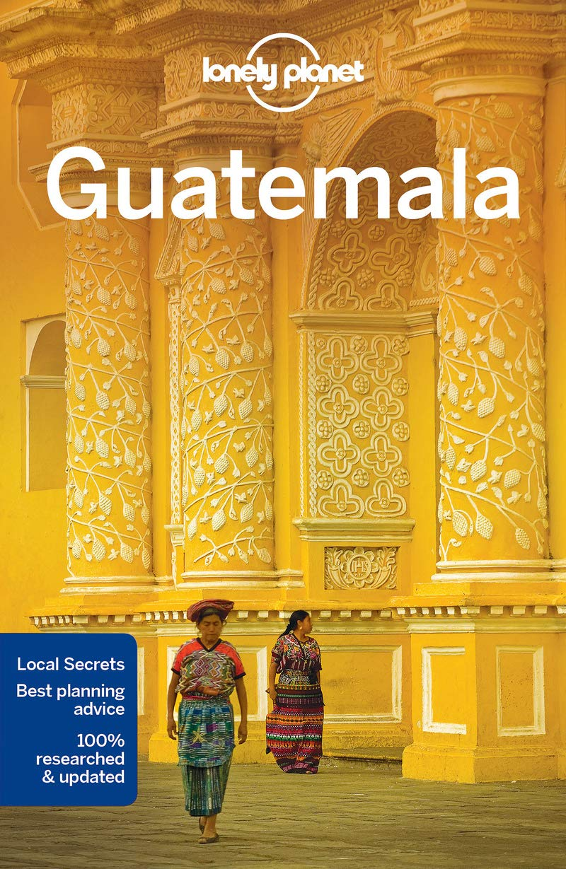Image OfLonely Planet Guatemala (Country Guide)