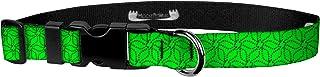 """طوق موس بت وير للحيوانات الأليفة فاخر وحاصل على براءة اختراع, 1"""" X-Large, Modern Green"""
