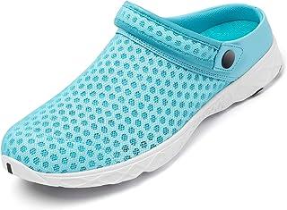 SAGUARO Zuecos de Verano Sandalias para Mujer Hombre, Tallas 36-46