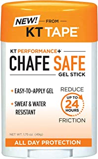 Best KT Performance+ by KT Tape Anti Chafing Stick, up to 24 hour chaffing protection, Suitable for Whole Body Use, 1.75 Oz Gel Stick Review