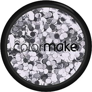 Glitter Shine Ponto Prata 2G, Colormake