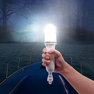 Botepon Marine Distress Lights Emergency Lights Safety Lights, Backup for Traditional Boat Flares, Flare Gun, Pyrotechnic Flare, No Expiration Date and no Hazardous Disposal Issues