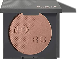 PYT Beauty Everyday Blush Powder, Warm Rose with Soft Pearlescent Shimmer Highlighter, Hypoallergenic, Cruelty Free, Vegan, 1 Count