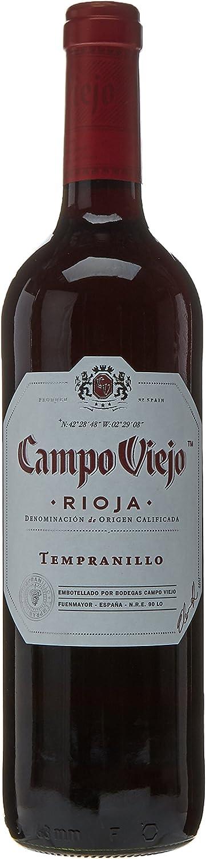 Campo Viejo D.O.C. Rioja Tinto Tempranillo, 0.75L