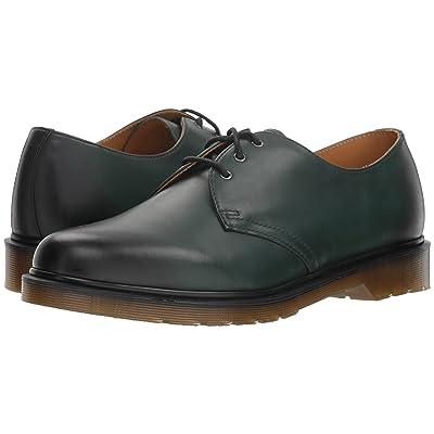 Dr. Martens 1461 Antique Temperley Core (Green Antique Temperley) Shoes