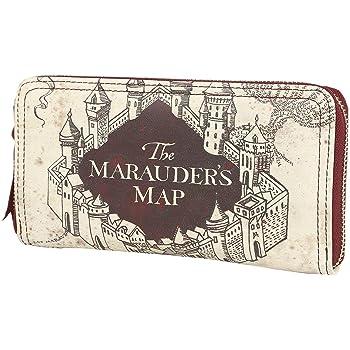 Portefeuille Femme Compatible pour Harry Potter Poudlard College Embrayage /à Glissi/ère Carte de cr/édit Porte-monnaie de Support