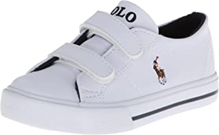 Polo Ralph Lauren Kids Scholar EZ Fashion Sneaker (Toddler/Little Kid)