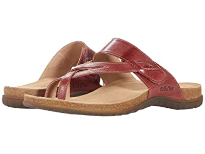Taos Footwear Perfect (Red) Women