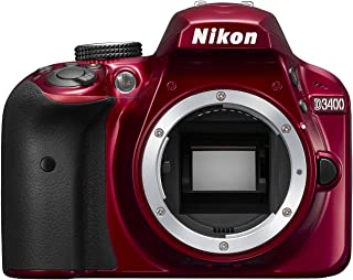 Nikon デジタル一眼レフカメラ D3400 ボディー レッド D3400RD