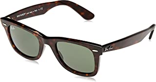 Ray-Ban Mens Original Wayfarer Sunglasses (RB2140) Acetate