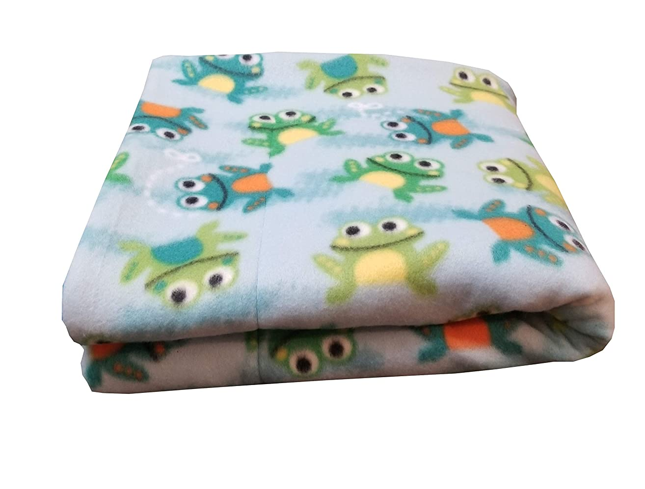 Midwest Fleece Cage Liner | Guinea Pig Bedding | Guinea Pig Fleece | Hedgehog Fleece | Frogs | Reversible | Machine Washable