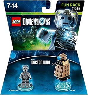 LEGO Dimensions - Doctor Who, Cyberman