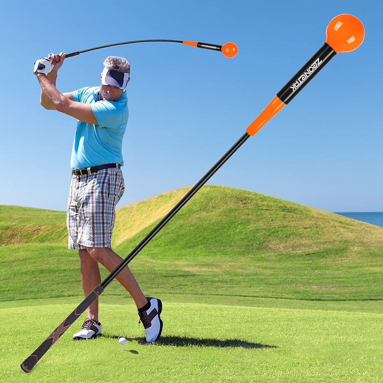 Zeonetak Golf Ranking TOP17 Swing Trainer Aid for Rhythm Free shipping on posting reviews Improving Flexibility