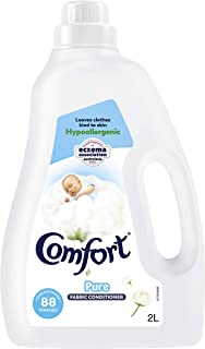 Comfort Sensitive Fabric Conditioner Pure White, 2L