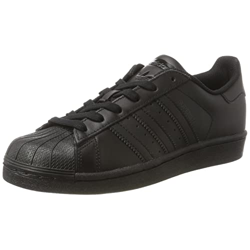 best service 1ed3f c134d adidas Unisex Adults  Superstar Foundation Trainers