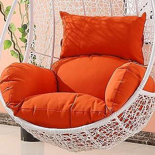Hanging Egg Hammock Chair Cushion,hanging Basket Swing Chair Lumbar Back Support Cushion Pillow,swing Seat Cushion For Gar...