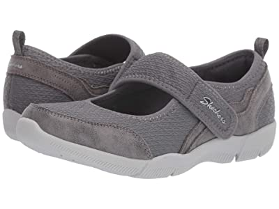 SKECHERS Be-Lux (Charcoal) Women