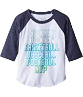 Chaser Kids Vintage Jersey Sports MVP Tee (Toddler/Little Kids)