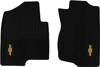 Genuine GM Accessories 12499639 Front Premium All Weather Floor Mat