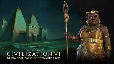 Civilization VI - Nubia Civilization & Scenario Pack - Nintendo Switch [Digital Code]