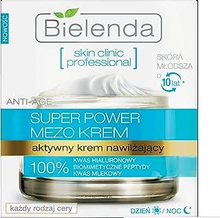 Bielenda Skin Clinic Professional Actively Hydrating Anti-Age Cream 1.7oz