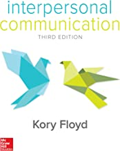Best interpersonal communication 3rd edition kory floyd Reviews