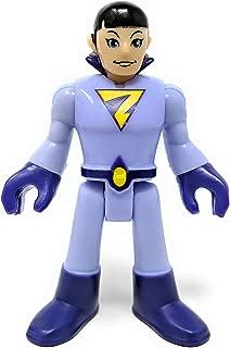 Imaginext DC Super Friends Series 6 Zan Wonder Twin 2.5
