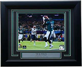 iconic pic Jay Ajayi Signed Mounted Photo Display Philadelphia Eagles #1 Autographed Gift Picture Print