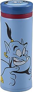 パール金属 イージーオープン 軽量 パーソナルボトル ジーニー/フェイス 350ml 氷止め付 ディズニー MA-2244