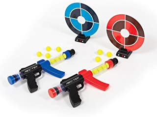 Rec-Tek Dueling Sniper Shootout Game for Kids - Features Automatic Scoring - Complete with All Accessories